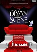 Un divan pour la scène au Funambule