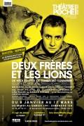 Les Deux Frères et les Lions au Théâtre de Poche-Montparnasse