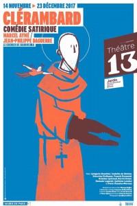 Clérambard au Théâtre 13