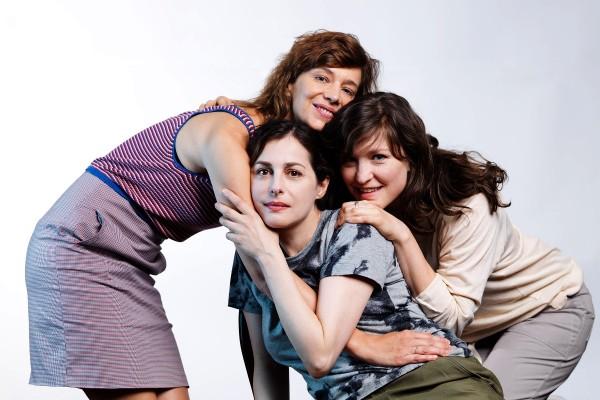 Céline Sallette, Amira Casar, Eloïse Mignon