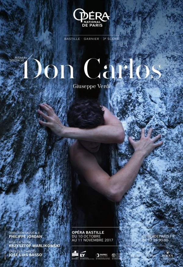 Don Carlos à l'Opéra Bastille