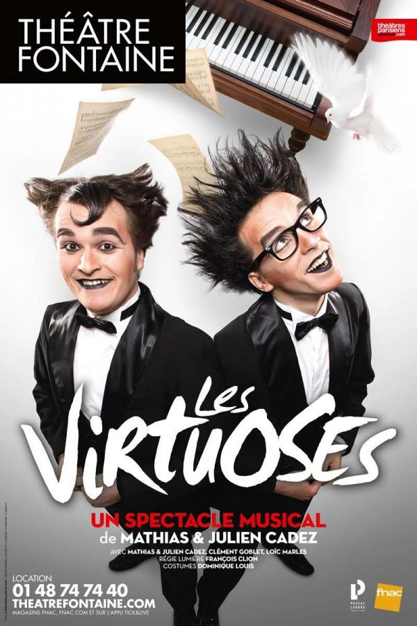Les Virtuoses au Théâtre Fontaine