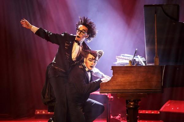 Les Virtuoses : Mathias et Julien Cadez