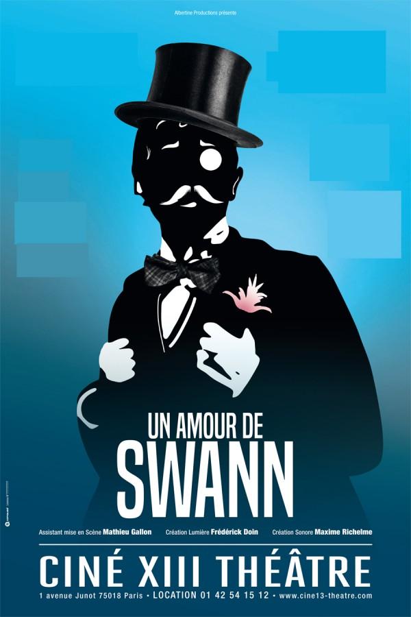 Un amour de Swann au Ciné XIII Théâtre