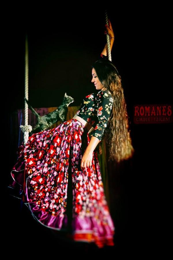 Alexandra Romanes