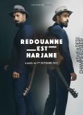 Redouanne est Harjane au Studio des Champs-Élysées
