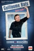 Guillaume Bats : Hors cadre à la Comédie des Boulevards
