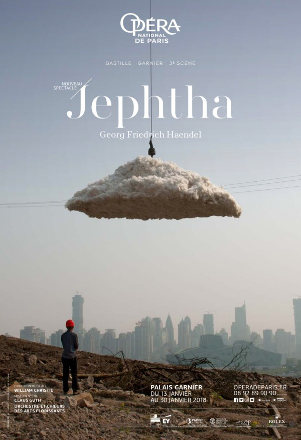 Jephtha à l'Opéra Garnier
