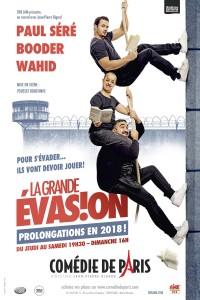 La Grande Évasion à la Comédie de Paris