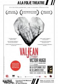 Valjean à la Folie Théâtre