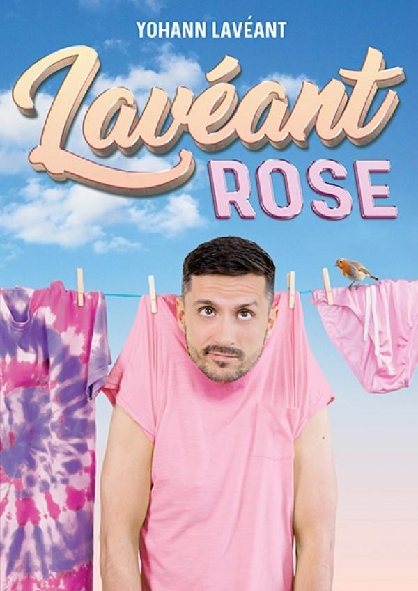 Lavéant rose au Théâtre Le Bout