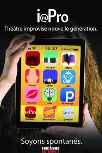 Impro : Story au Théâtre Le Bout