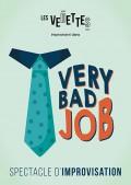 Very Bad Job au Théâtre Le Bout