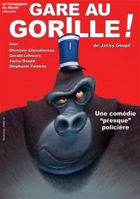 Gare au gorille ! au Guichet-Montparnasse