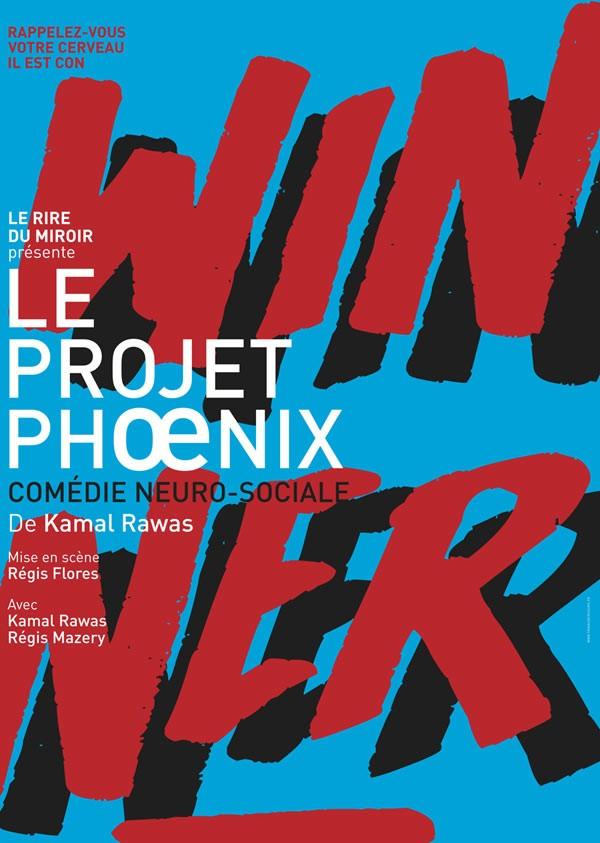 Le Projet Phoenix au Théâtre Clavel