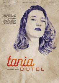 Tania Dutel à la Nouvelle Seine