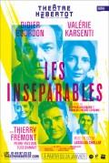Les Inséparables au Théâtre Hébertot