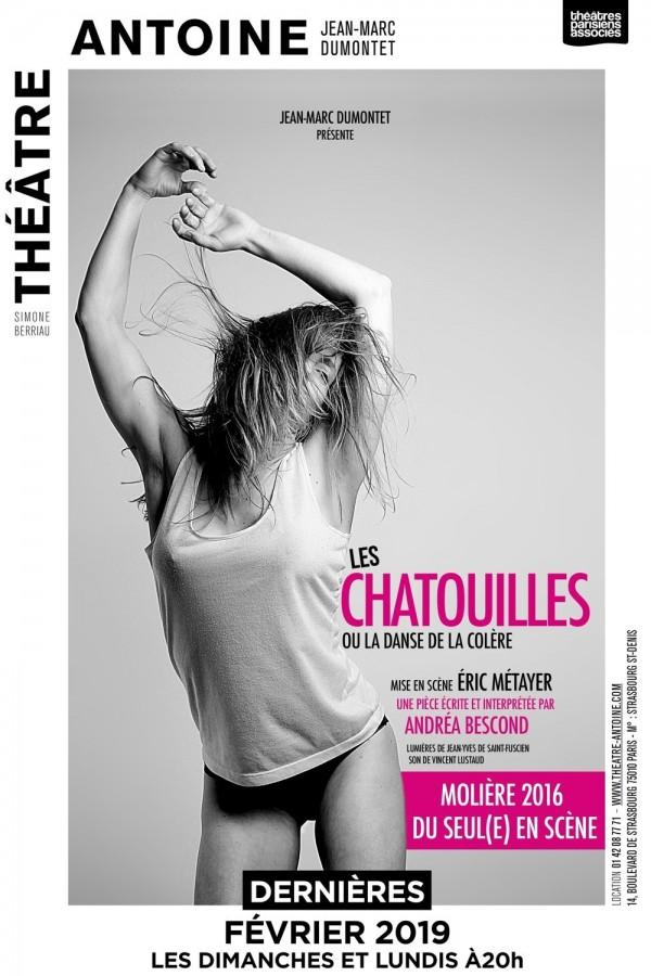 Les Chatouilles ou la Danse de la colère au Théâtre Antoine