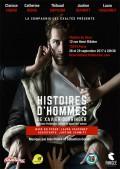 Histoires d'hommes au Théâtre de Verre