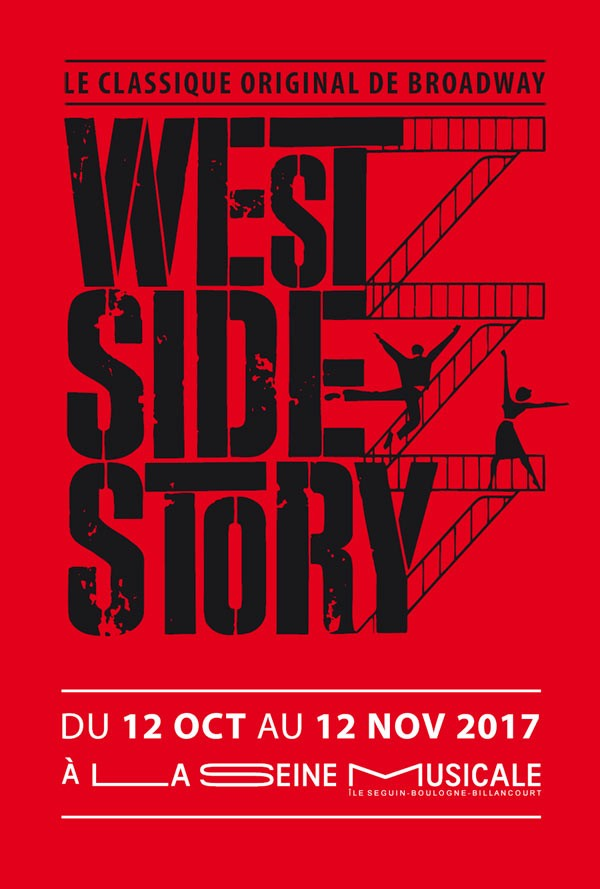 West Side Story à la Seine Musicale