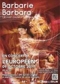 Barbarie Barbara à L'Européen