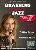 Brassens aime le jazz au Théâtre Trévise