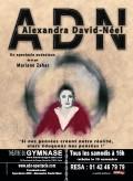 ADN : Alexandra David-Néel au Théâtre du Gymnase
