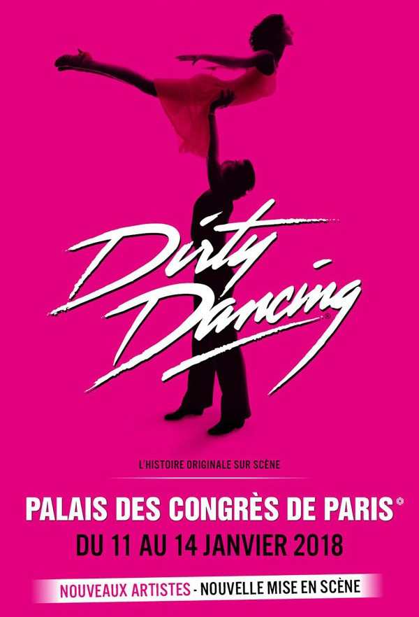 Dirty Dancing au Palais des Congrès de Paris