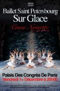 Casse-Noisette : Ballet de Saint-Petersbourg sur glace au Palais des Congrès de Paris