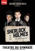 Sherlock Holmes et le mystère de la vallée de Boscombe au Théâtre du Gymnase