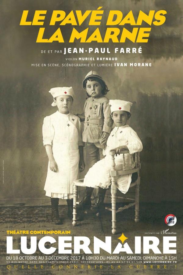 Le Pavé dans la Marne au Théâtre du Lucernaire