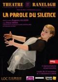 La Parole du silence au Théâtre Ranelagh