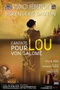 Cantate pour Lou von Salomé au Studio Hébertot