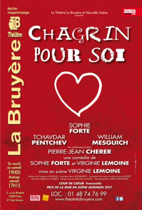 Chagrin pour soi au Théâtre La Bruyère