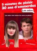 5 minutes de plaisir, 30 ans d'emmerdes : Les Ados à la Comédie Tour Eiffel