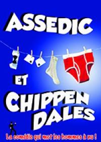 Assedic et Chippendales à la Comédie Tour Eiffel