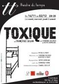 Toxique au Théâtre du Temps