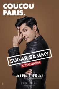 Sugar Sammy à l'Alhambra