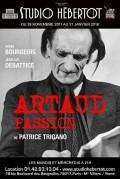 Artaud-Passion au Studio Hébertot