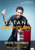 Gatane : Live Therapy au Théâtre du Gymnase
