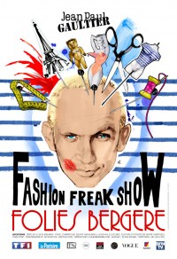 Fashion Freak Show aux Folies Bergère