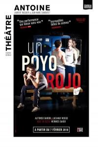 Un Poyo Rojo au Théâtre Antoine