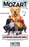 Mozart le chien au Théâtre de la Tour Eiffel