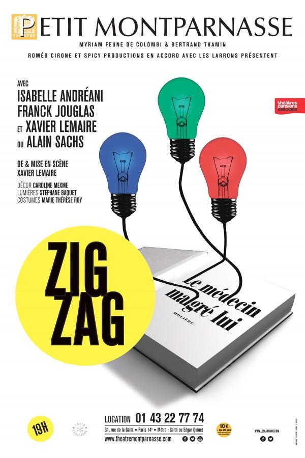 Zig Zag au Petit Montparnasse