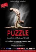 Le Jeune Ballet Européen : Puzzle au Théâtre du Gymnase