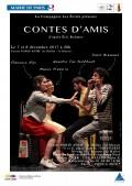 Contes d'amis au Centre d'animation Les Halles / Le Marais