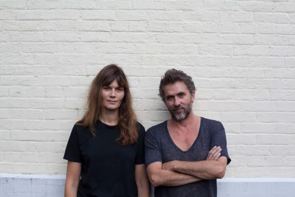 Actrice : Marina hand et Pascal Rambert