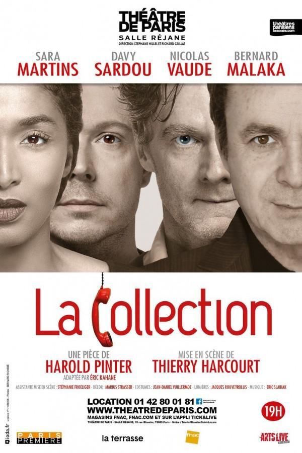La Collection au Théâtre de Paris