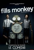 Fills Monkey : We will drum you au Comédia