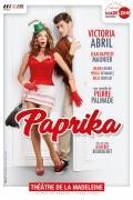 Paprika avec Victoria Abril au Théâtre de la Madeleine